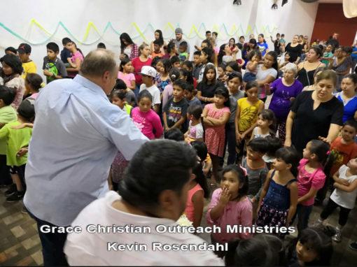 Grace Christian Outreach Ministries