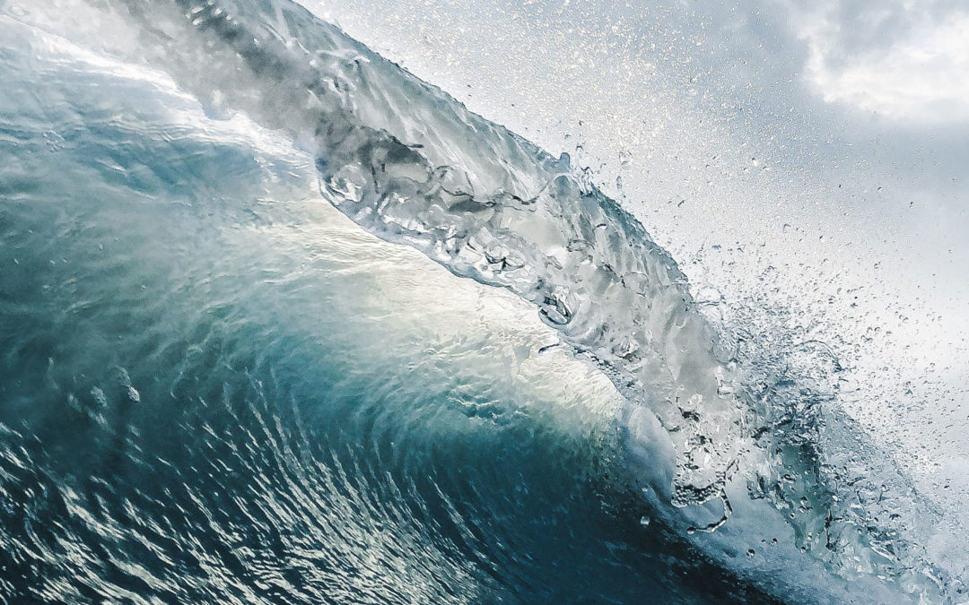 How A Wave Is Formed