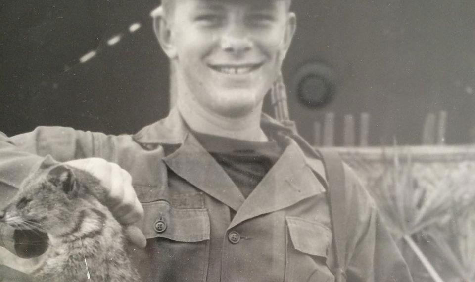 a grateful soldier